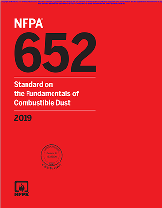 standard on the fundamentals of combustible dust