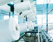 cotton textile mill produces combustible lint