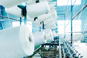 cotton textile mill produces combustible dust