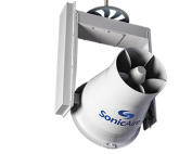 Sonicaire combustible dust solution fans