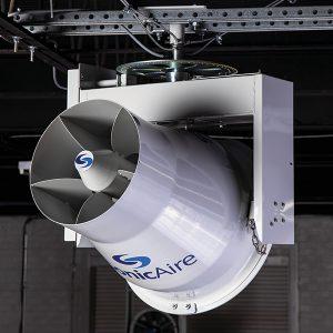 sonicaire fan span mount
