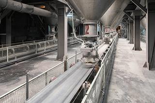 conveyor belt and combustible dust hazard