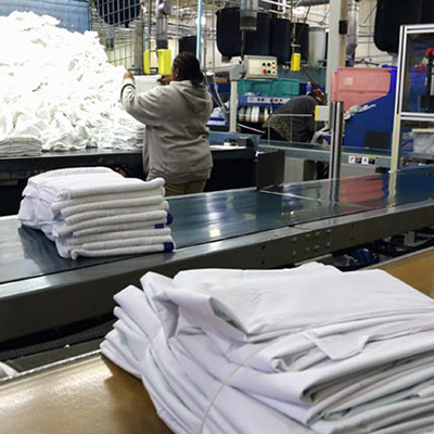 commercial laundry facility